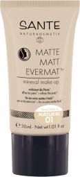 Matte Matt EvermatTM minerální make-up 01 natural 30 ml