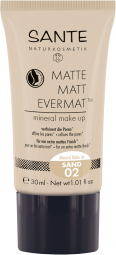 Matte Matt EvermatTM minerální make-up 02 Sand 30 ml