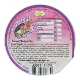 Svačinka tataráček 48 g AMUNAK