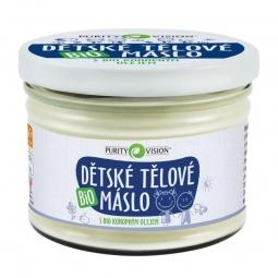 Dětské tělové máslo BIO ,350 ml