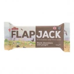 AKCE SPOTŘEBA: 17.12.2019 - Flapjack ovesný čokoláda se zázvorem bezlepkový 80 g