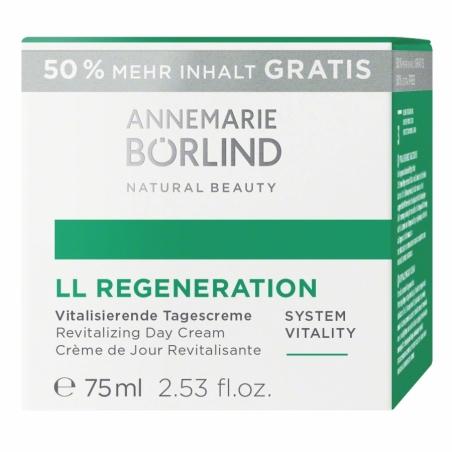 LL REGENERATION Regenerační denní krém + 50% GRATIS 75m