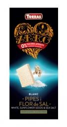 Torras ZERO bílá - slunečnice a sůl 125g