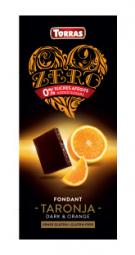 Torre ZERO hořká - pomeranč 125g