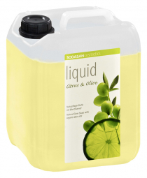 BIO tekuté mýdlo na ruce Citron - Oliva 5l