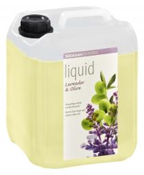 BIO tekuté mýdlo na ruce Levandule - Oliva 5L