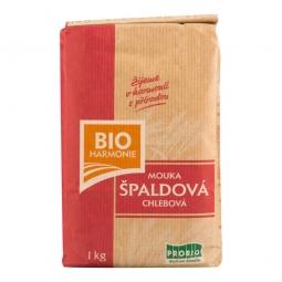 Mouka špaldová chlebová 1 kg BIO Bioharmoni
