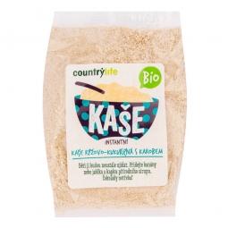 Kaše rýžovo-kukuřičná s karobem 200g BIO   COUNTRYLIFE