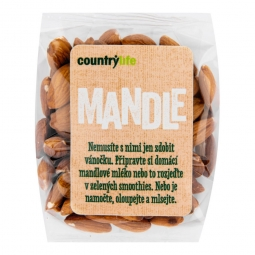 Mandle 100 g   COUNTRY LIFE