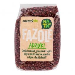 Fazole adzuki 500g   COUNTRYLIFE