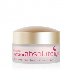 Noční krém Light anti-aging system absolute