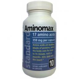 Aminokyseliny, 60 kapslí