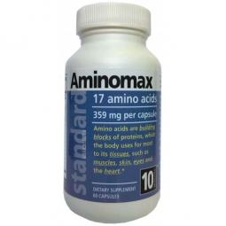 AKCE SPOTŘEBA: 02/2020 - Aminokyseliny, 60 kapslí