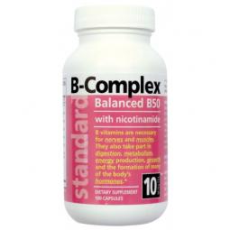 Vitamin B komplex 50mg