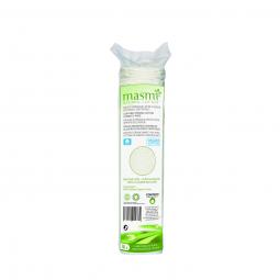 Odličovací tampony z organické bavlny 80ks MASMA