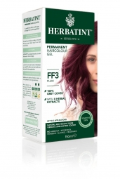 HERBATINT permanentní barva na vlasy švestka FF3