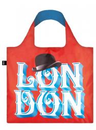 Nákupná taška LOQI Alex Trochut London