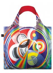 Nákupní taška LOQI Museum, Delaunay - Rythm No1