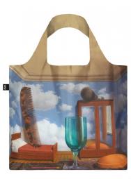 Nákupní taška LOQI Museum, Magritte - Personal Values