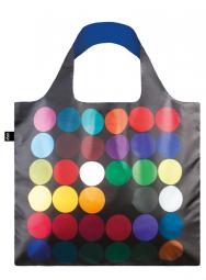 Nákupní taška LOQI Museum, Gernes - Dots