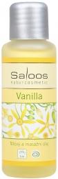 Vanilla - tělový a masážní olej 50