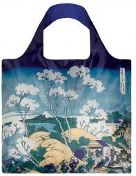 Nákupní taška LOQI Museum, Hokusai - Fuji from Gotenyama