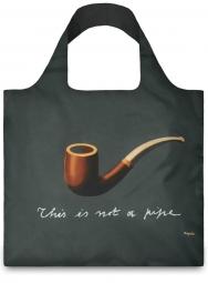 Nákupní taška LOQI Museum, Magritte - The Treacher of Images