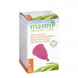 Menstruační kalíšek velikost L 1ks MASMA