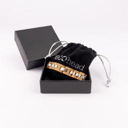 Náramek na ruku - Santal Power s krabičkou