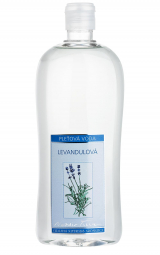PLEŤOVÁ VODA levandulová - 500