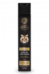 Energizující šampon pro tělo i vlasy 2 v 1 Zuřivost tygra