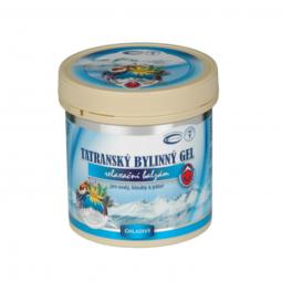 Tatranský gel chladivý 250 ml