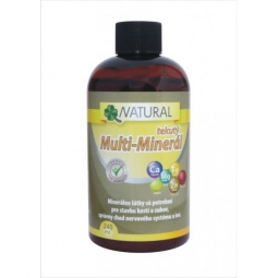 Tekutý Multimineral, 240 ml