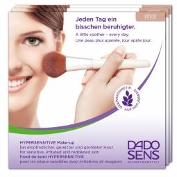 Hyper Sensitive Make up BEIGE pro citlivou pleť - VZOREK