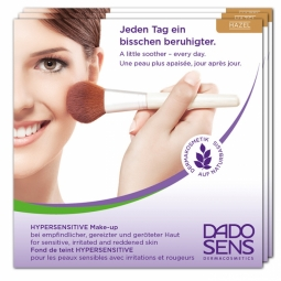 Hyper Sensitive Make up HAZEL pro citlivou pleť - VZOREK