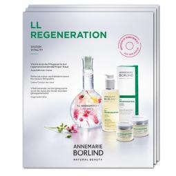 LL Regeneration oční krém - VZOREK