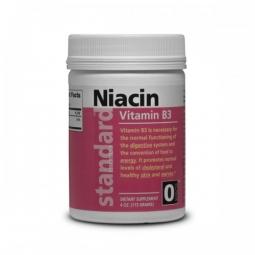 Vitamín B3, 113g