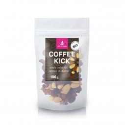 Coffee kick - směs ořechů, ovoce a kávy BIO 100 g