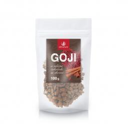 Goji v mléčné čokoládě se skořicí 100 g