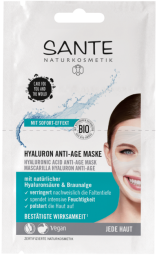 Anti-Age maska s kyselinou hyaluronovou - 2x4ml