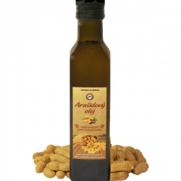 Arašidový olej 100 ml