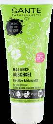 BALANCE sprchový gel BIO aloe a mandlový olej