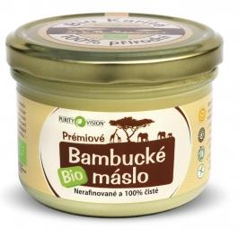 PV Bambucké máslo BIO 200ml