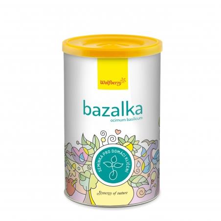 Bazalka semínka na klíčení 200 g Wolfberry