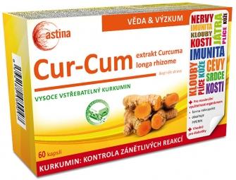 Astin Cur-Cum 60cps