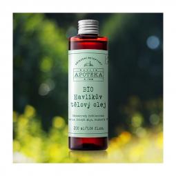 BIO Havlíkův tělový olej 200 ml