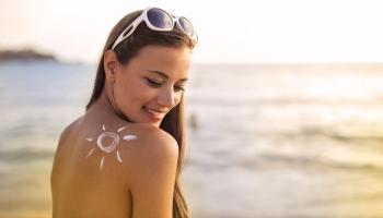 Sluneční ochrana ANNEMARIE BÖRLIND s organickými filtry, které ochrání pokožku před UVB i UVA zářením