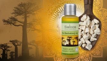 Baobabový olej - zázračný olej z magického stromu