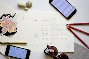 Stolní kalendáře – nápady na kreativní imageovou propagaci