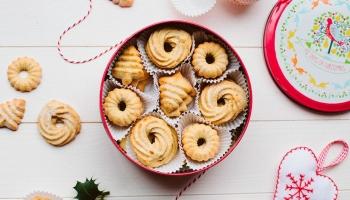 Vyzkoušejte zdravé vánoční pečení
